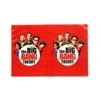 Обложка на паспорт Теория Большого взрыв / The Big Bang Theory