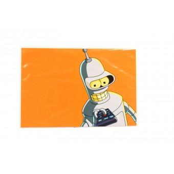 Обложка на паспорт Футурама (Бендер ) / Futurama (Bender)