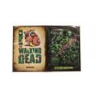 Обложка на паспорт Ходячие мертвецы (Я люблю ходячих) / The Walking Dead