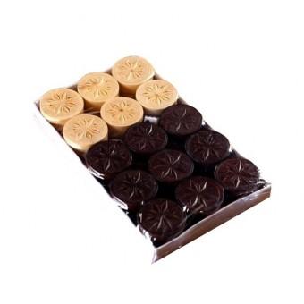 Набор Фишек для Нард (дерево) с кубиками