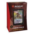 MTG. 2021. Стриксхейвен: Школа Магов / Strixhaven: School of Mages. Commander. Колода Lorehold на английском языке