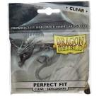 Протекторы Dragon Shield (63 x 88 мм, Perfect Fit Sideloaders, 100 штук)
