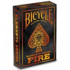 карты для покера Bicycle Пламя