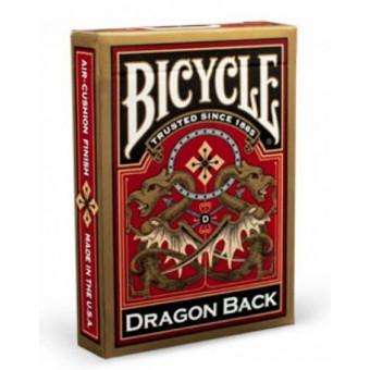 карты для покера Bicycle Dragon (Gold)