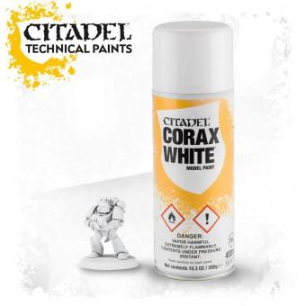 Skull White Primer Sprey (Corax White) / Спрей-Грунтовка Белый