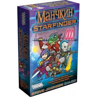 настольная игра Манчкин Starfinder