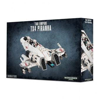 "Tau Empire TX4 Piranha / ТХ4 ""Пиранья"" Империи Тау"