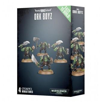 Ork Boyz (Easy To Build) / Орки-бойцы (малый набор)