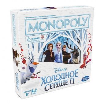 настольная игра Монополия Холодное Сердце 2