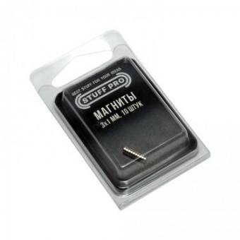Магниты Stuff-Pro для миниатюр 3х1 мм (10 штук)