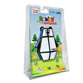 Головоломка Кубик Рубика 3x2х1 для детей (мишка)