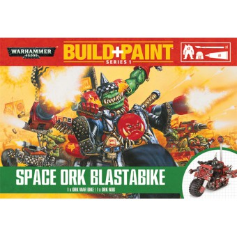 Citadel Build + Paint Set: Space Ork Blastabike