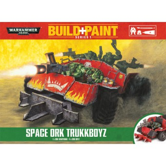 Citadel Build + Paint Set: Space Ork Trukkboyz