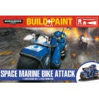 Citadel Build + Paint Set: Space Marines Bike Attack