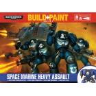 Citadel Build + Paint Set: Space Marines Heavy Assault
