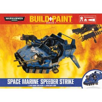 Citadel Build + Paint Set: Space Marines Speeder Strike