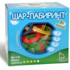 Головоломка Шар-лабиринт (Какаду) 138 шагов, 19 сантиметра