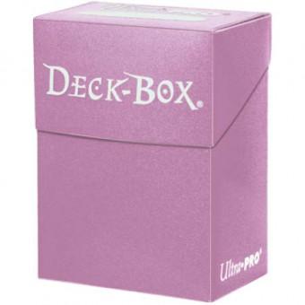 Коробочка Ultra-Pro (разные цвета): розовая