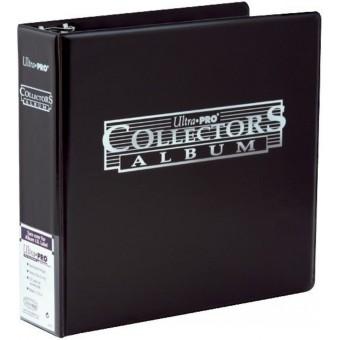 Альбом Ultra-Pro для листов (3х3 кармашка на листе): черный