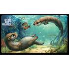 Коврик игровой / Playmat: Otter
