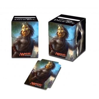 Коробочка Ultra-Pro Commander (пластиковая, на 100 карт): Daxos the Returned