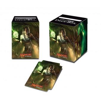 Коробочка Ultra-Pro Commander (пластиковая, на 100 карт): Meren of Clan Nel Toth