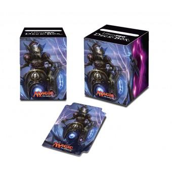 Коробочка Ultra-Pro Commander (пластиковая, на 100 карт): Mizzix of the Izmagnus