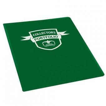 Альбом Ultimate Guard (на 180 карт, 3x3): зеленый
