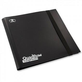 Альбом Ultimate Guard (гибкий, на 480 карт, 4x3): чёрный