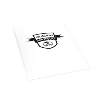 Альбом Ultimate Guard (на 180 карт, 3x3): белый