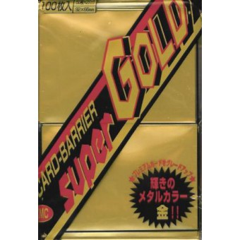 Протекторы KMC: Супер-золотые (66 х 91 мм., 80 шт.)