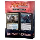 MTG 2016. Duel Decks: Blessed vs. Cursed / Дуэльный набор: Благословлённые против Проклятых