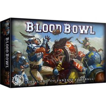 настольная игра Blood Bowl / Кровавый Футбол (с русскими правилами)
