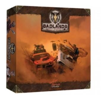 настольная игра Badlands / Аванпост человечества