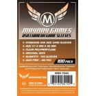 Протекторы MayDay: Прозрачные (USA Chimera Size, 57.5 х 89 мм., 100 шт.)
