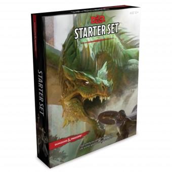 Набор для начинающих D&D 5 редакции / D&D Starter Set