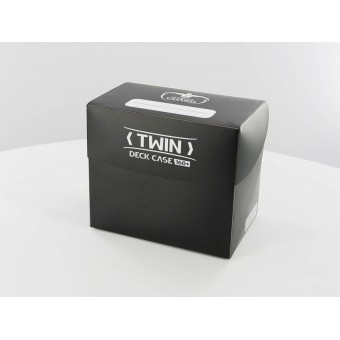 Коробочка Ultimate Guard (пластиковая, на 160+ карт): черная