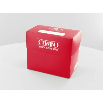 Коробочка Ultimate Guard (пластиковая, на 160+ карт): красная
