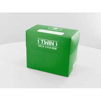 Коробочка Ultimate Guard (пластиковая, на 160+ карт): зеленая