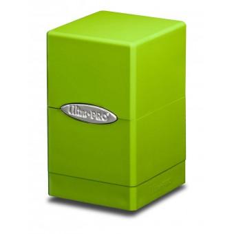 Коробочка Ultra-Pro: Сатиновая башня: лимонная