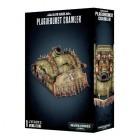 Death Guard Plagueburst Crawler / Гусеничный Чумовзрыв Гвардии Смерти
