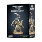 Death Guard Typhus - Herald of the Plague God / Тифус, Вестник бога чумы