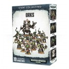 Start Collecting! Orks  / Набор Начни собирать! Орки (новая версия 2017)