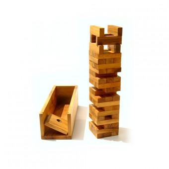 настольная игра Башня средняя / Дженга M
