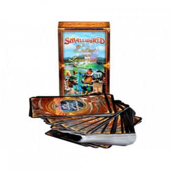 настольная игра: SmallWorld: Tales and Legends / Маленький Мир: Сказки и Легенды