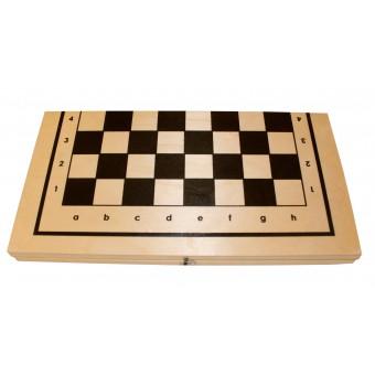 настольная игра Нарды, шашки, шахматы 400х210х35