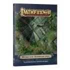 """настольная игра Pathfinder. Ролевая игра. Игровое поле """"Затерянный город"""""""