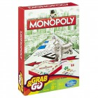 настольная игра Монополия Дорожная / Monopoly Grab & Go