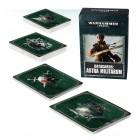 Datacards: Astra Militarum / Инфокарты для Астра Милитарум на англ. языке (8-я редакция)