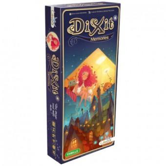 настольная игра Диксит 6 / Dixit 6. Дополнение: Воспоминания